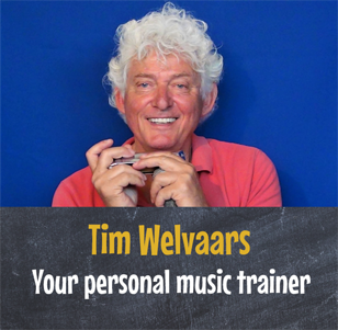Tim Welvaars: your personal music trainer'